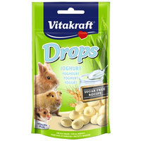 Vitakraft Drops joghurtos jutalomfalatkák nyulaknak