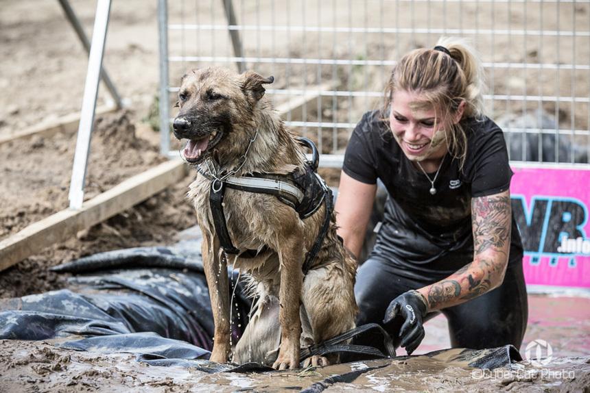 Hard Dog Race 2017 - Női résztvevők is voltak