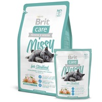Brit Care Cat Missy for Sterilised – Chicken & Rice