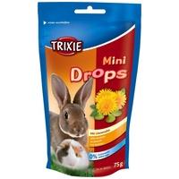 Trixie pitypangos Mini Drops rágcsálóknak és nyulaknak