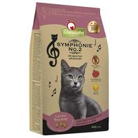 GranataPet Symphonie No. 2 lazacos száraztáp macskáknak