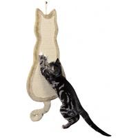Trixie macska alakú falra akasztható kaparófa