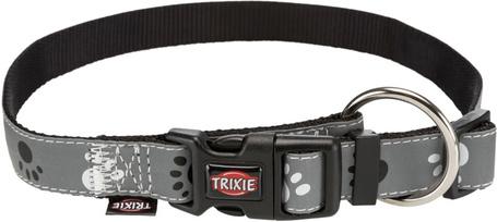 Trixie Reflect fényvisszaverő tappancsmintás kutyanyakörv