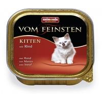 Animonda Vom Feinsten Kitten – Marhahúsos macskaeledel kiscicáknak