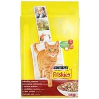 Friskies Cat marhahúsos szárazeledel macskáknak