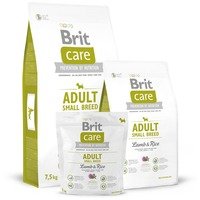 Brit Care Hypoallergenic Adult Small Lamb & Rice