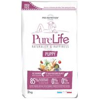 Flatazor Pure Life Puppy hipoallergén táp, lazaccal és fehér hallal | Kölyökkutyáknak