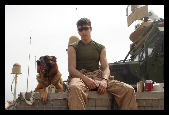 Dustin J. Lee Lex-szel Irakban