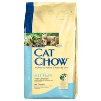 Cat Chow Kitten csirkehússal