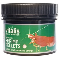 Vitalis Freshwater Shrimp Pellets - 1 mm