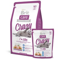 Brit Care Cat Crazy I'm Kitten - Chicken & Rice