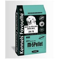 Kennels' Favourite m-5 Pellet porcvédő keverékkel (cápaporc) - Hidegen sajtolt