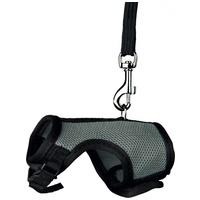 Trixie Soft Soft Harness strapabíró hám és póráz rágcsálóknak