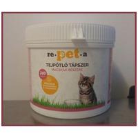 Re-pet-a tejpótló tápszer macskáknak