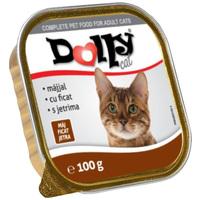 Dolly Cat alutálkás macskaeledel májjal