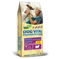 Dog Vital Adult Medium Breeds Sensitive Lamb | Kutyatáp érzékeny emésztésű közepes fajtáknak