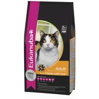 Eukanuba Cat Top Condition 1+ száraztáp csirkehússal és májjal, felnőtt macskáknak