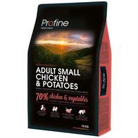Profine Adult Small Chicken & Potatoes |Táp kistestű kutyáknak csirkehússal és burgonyával