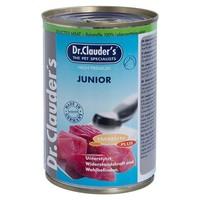 Dr.Clauder's Dog Selected Meat Junior konzerv
