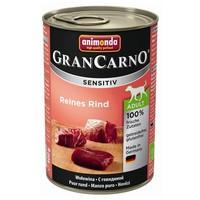 Animonda GranCarno Sensitiv tiszta marhahúsos konzerv