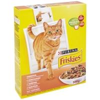 Friskies Cat csirkehúsos és zöldséges szárazeledel macskáknak