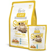 Brit Care Cat Sunny I've Beautiful Hair – Salmon & Rice