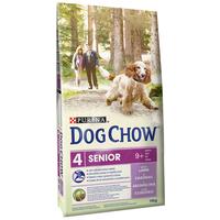 Dog Chow Senior bárányhússal