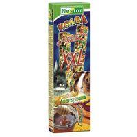 Nestor XXL dupla rúd rágcsálónak mézzel és zöldségekkel