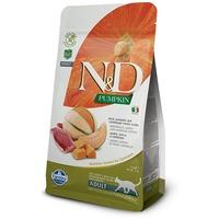 N&D Cat Grain Free kacsahússal, sütőtökkel és sárgadinnyével | Szuperprémium macskatáp