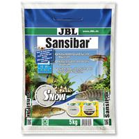 JBL Sansibar Snow természetes akvárium talaj (hófehér)