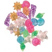 Trixie színes kagylók