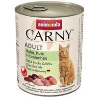 Animonda Carny Adult pulyka- és nyúlhúsos konzerv macskáknak