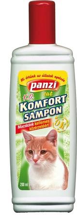 Panzi Komfort cicasampon