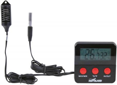 Trixie digitális hő- és páratartalom mérő távérzékelővel