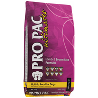 Pro Pac Ultimates Dog Lamb & Brown Rice