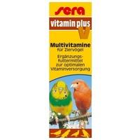Sera Vitamin Plus V multivitamin csepp madaraknak