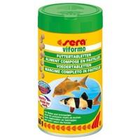 Sera Viformo tápláléktabletta harcsáknak és botiáknak