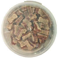 FitActive Dental Care bárány- és marhahúsos csont alakú jutalomfalatkák kutyáknak