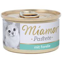 Miamor Cat Paté – Pisztrángos konzerv