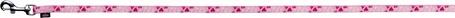 Trixie Modern Art Rose hosszabbítható póráz kutyáknak