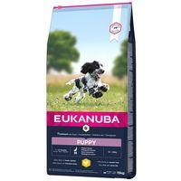 Eukanuba Puppy Medium | Táp közepes testméretű kölyökkutyáknak | Szuperprémium szárazeledel