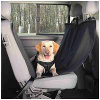 Trixie autós üléstakaró nylon vászon oldalvédelemmel kutyás gazdiknak