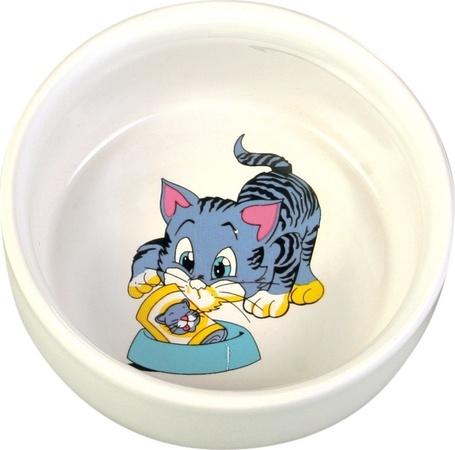 Trixie kerámia tál cicának