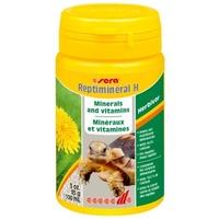 Sera Reptimineral H - Hüllő vitamin és ásványi anyag por