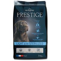 Flatazor Prestige Light / Sterilised - Táp ivartalanított vagy hízásra hajlamos kutyák részére Franciaországból