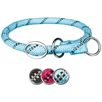 Trixie Sporty húzásgátló kötél kutyanyakörv fényvisszaverő csíkokkal