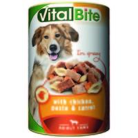 VitalBite csirkés és répás konzerv