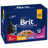 Brit Premium Cat Family Plate Multipack