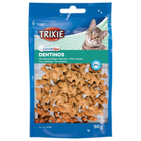 Trixie Denta Fun Dentinos vitaminban gazdag macska jutalomfalat
