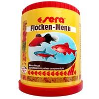 Sera Flocken-Menü vegyes lemezes díszhaltáp